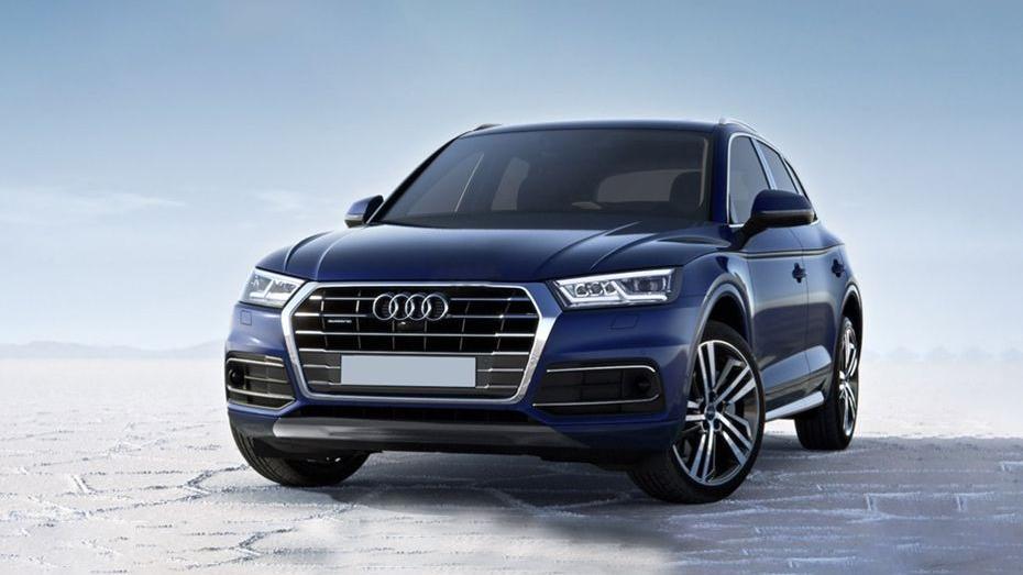 Audi Q5 2019 Exterior 002