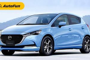 Mazda2 2021 Hadir dengan Mengusung SKYACTIV-X Terbaru, Usung Teknologi Rotary Canggih