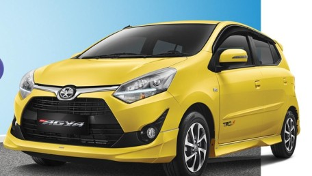 Toyota Agya 1.2L G A/T Daftar Harga, Gambar, Spesifikasi, Promo, FAQ, Review & Berita di Indonesia | Autofun