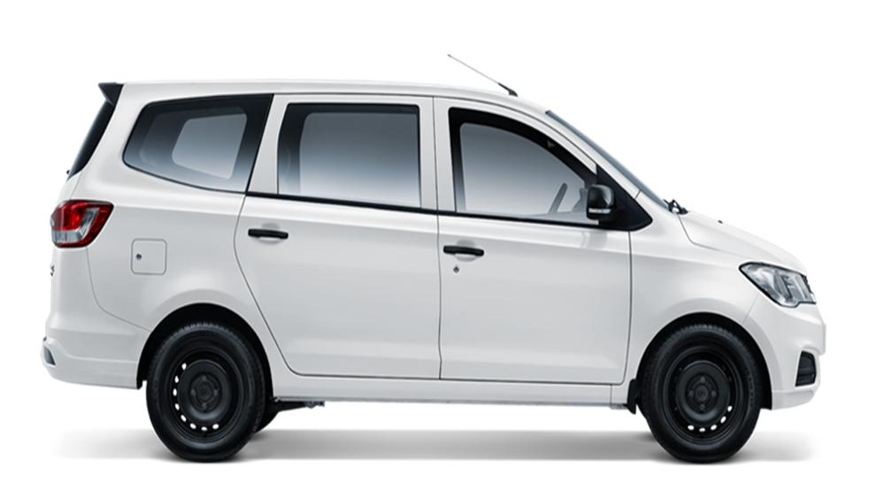 Wuling Formo 2019 Exterior 003