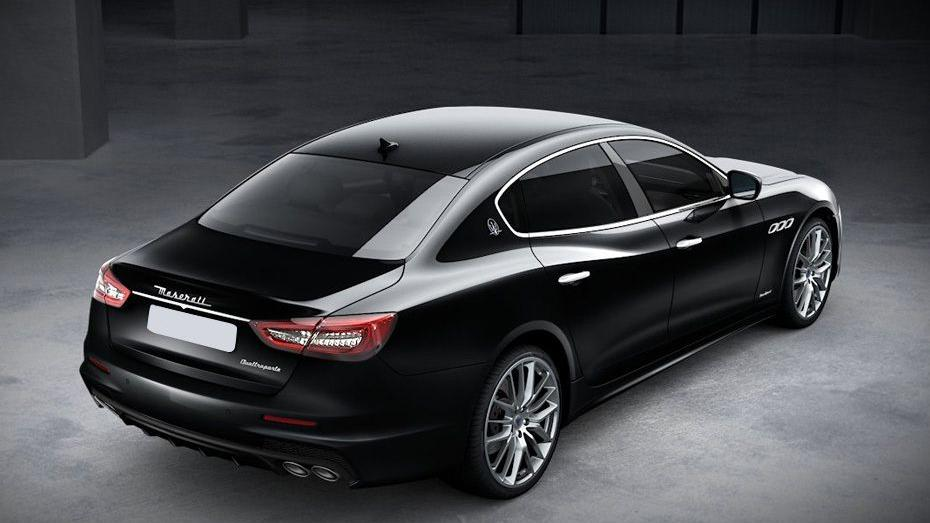 Maserati Quattroporte 2019 Exterior 026