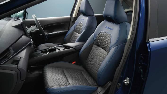 2021 Nissan Note Upcoming Version Interior 010