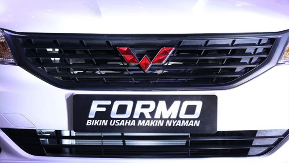 Wuling Formo 2019 Exterior 007