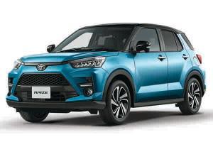 Pertempuran SUV Kecil Tiga Negara yang Ramai di Indonesia Tahun Depan, Salah Satunya Toyota Raize 2021