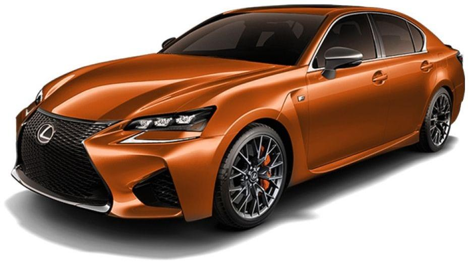 Lexus GS 2019 Others 006