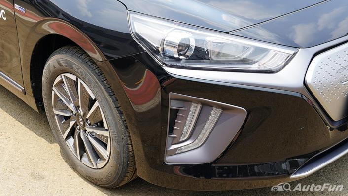 2021 Hyundai Ioniq Electric Exterior 007