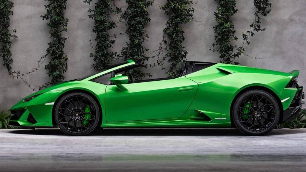 Lamborghini Huracan 2019 Exterior 016