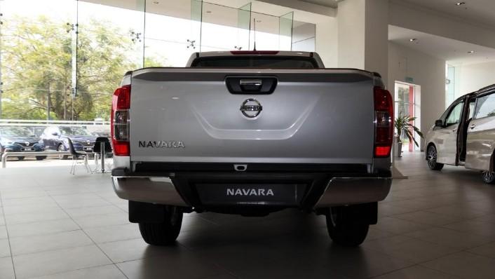 Nissan Navara 2019 Exterior 003