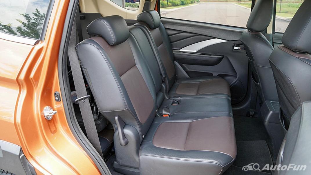 Mitsubishi Xpander Cross 2020 Premium Package AT Interior 013