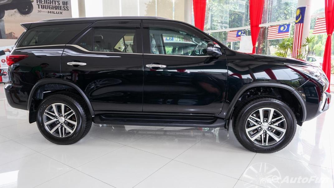 Toyota Fortuner 2019 Exterior 005