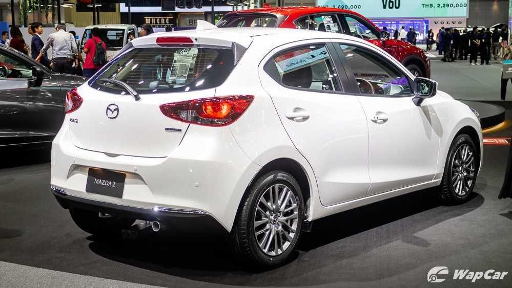 Mazda 2 2019 Exterior 003