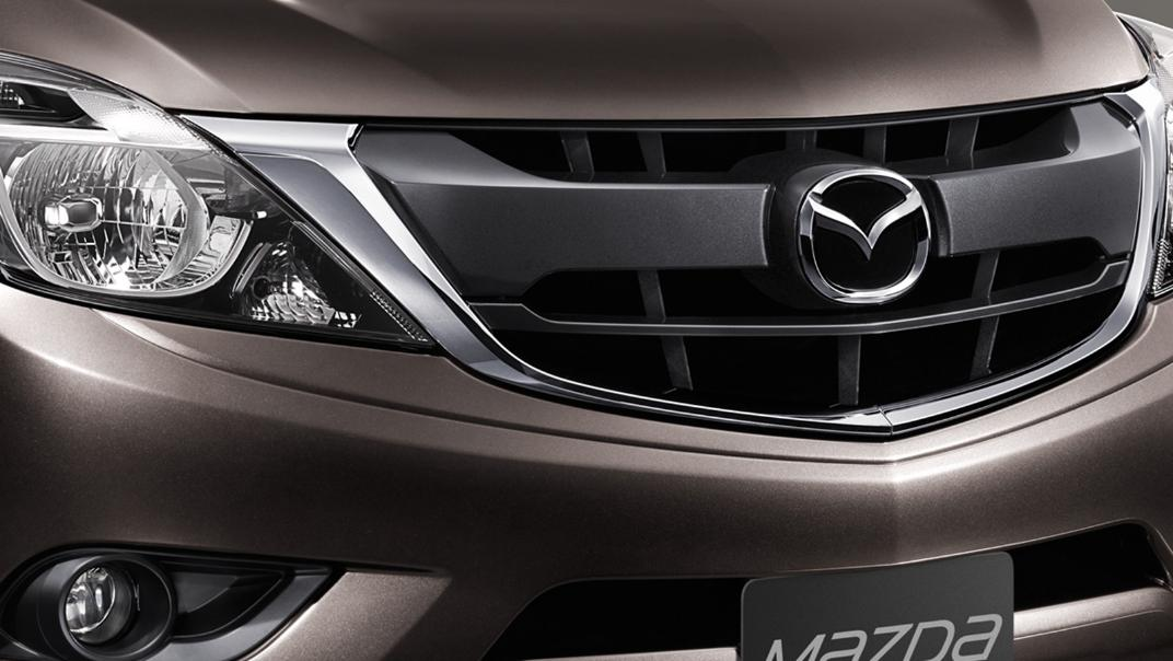2021 Mazda BT-50 Upcoming Version Exterior 001