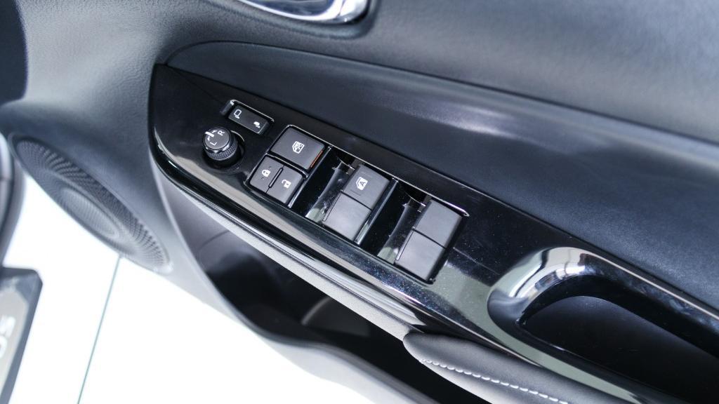 Toyota Vios 2019 Interior 022
