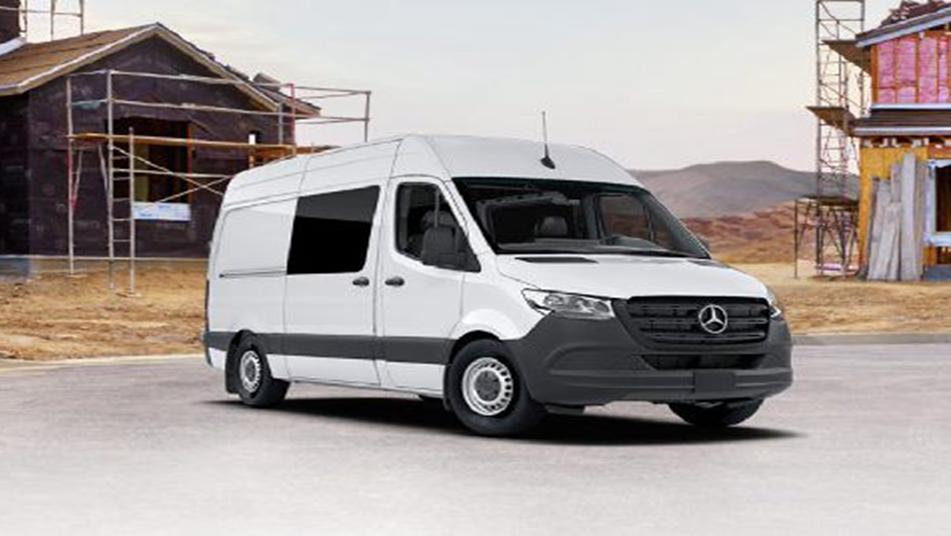 Mercedes-Benz Sprinter 2019 Exterior 003
