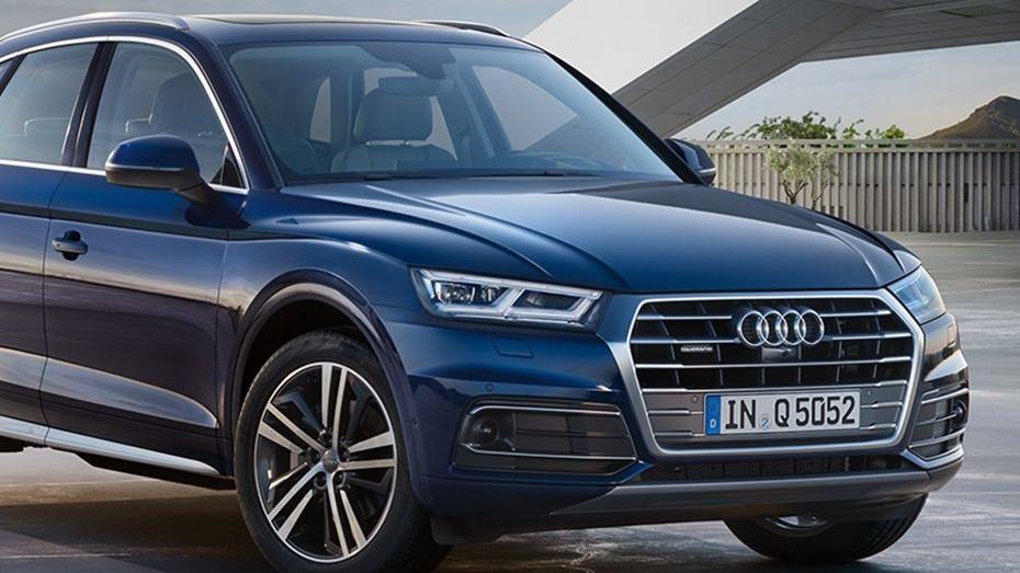 Audi Q5 2019 Exterior 011