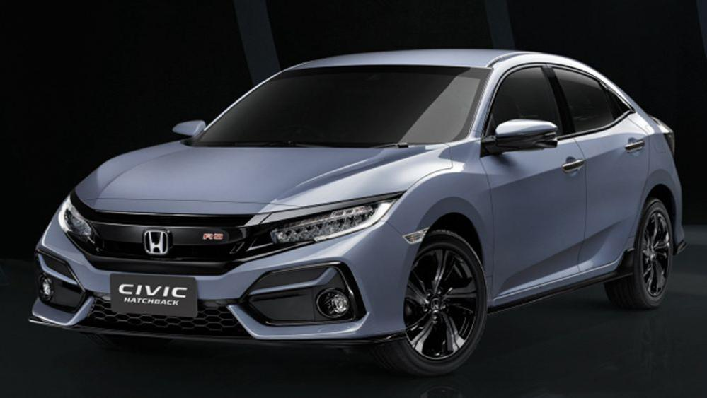 Honda Civic Hatchback 2019 Exterior 006