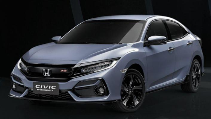 Honda Civic Hatchback 2019 Exterior 006