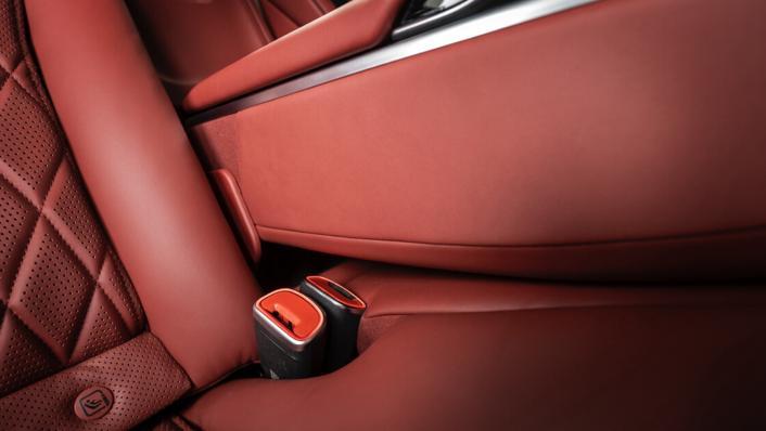 2021 Mercedes-Benz S-Class S 450 4MATIC Luxury Interior 007