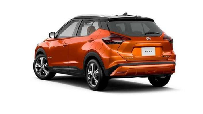 2020 Nissan Kicks e-POWER Exterior 003