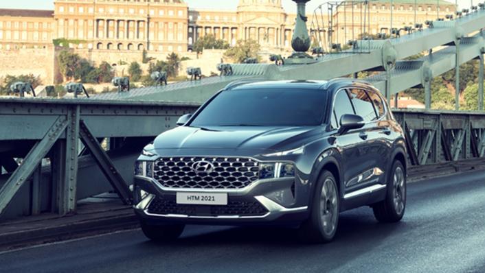 2021 Hyundai Santa Fe Exterior 006