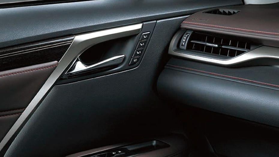 Lexus RX 2019 Interior 003