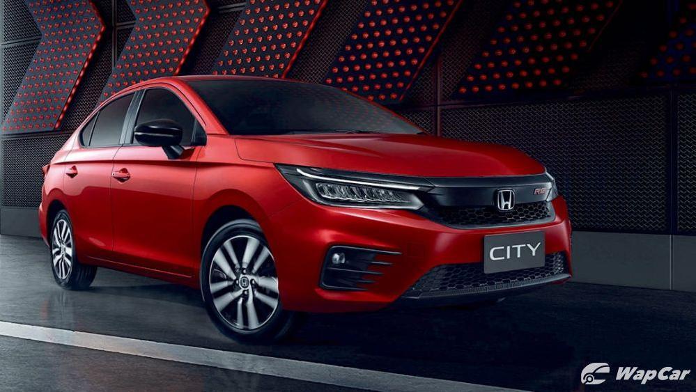Honda City 2019 Exterior 129