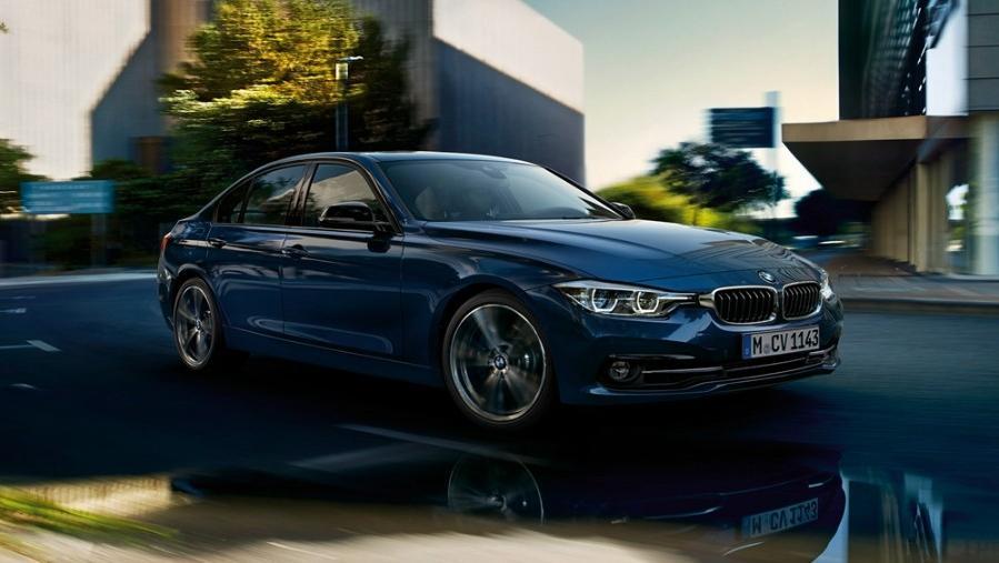 BMW 3 Series Sedan 2019 Exterior 007