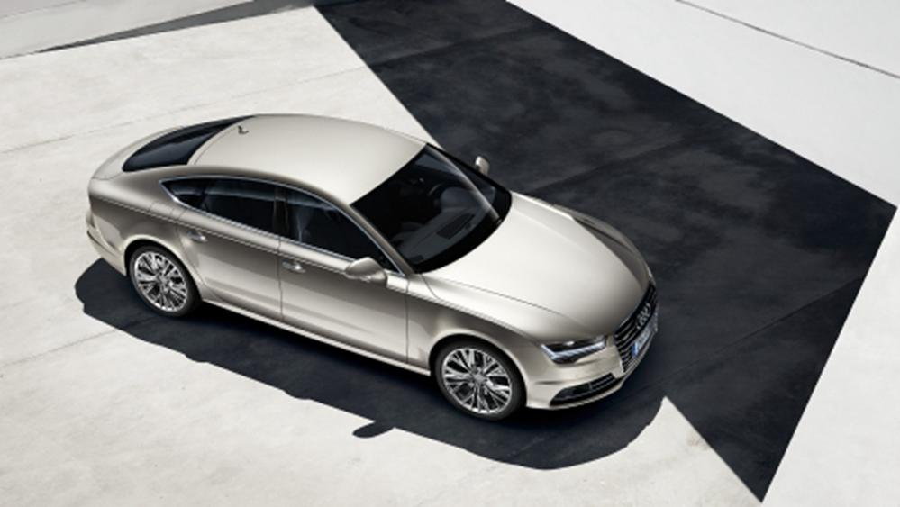 Audi A7 2019 Exterior 004