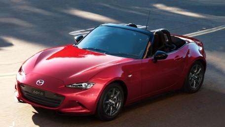 Mazda MX 5 RF Skyactiv-G 2.0 Daftar Harga, Gambar, Spesifikasi, Promo, FAQ, Review & Berita di Indonesia | Autofun
