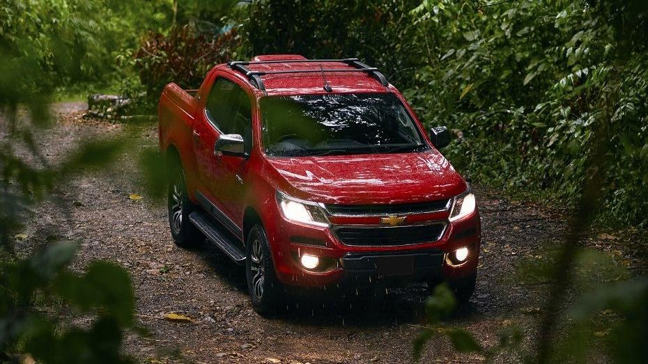 Chevrolet Colorado 2019 Exterior 024
