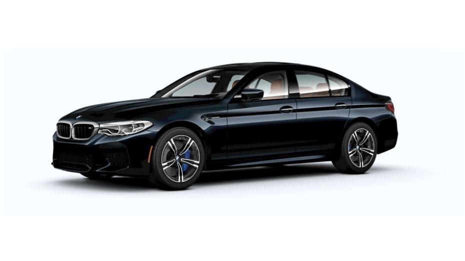 BMW M5 2019 Others 008