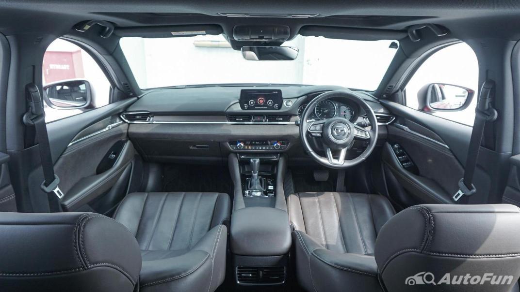 Mazda 6 Elite Estate Interior 001