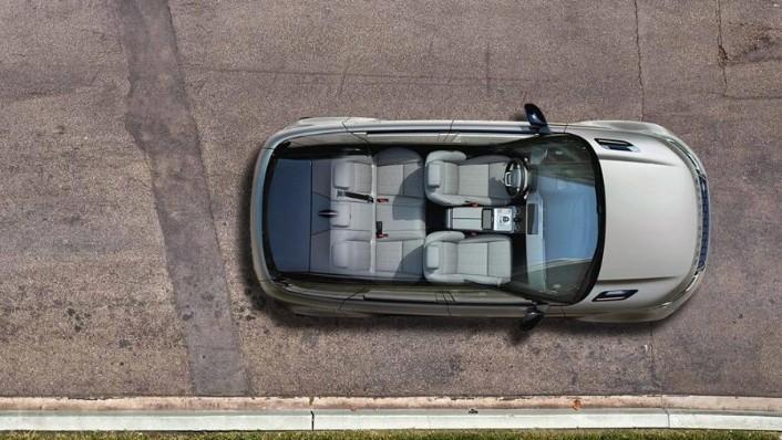 Land Rover Range Rover Evoque 2019 Interior 010
