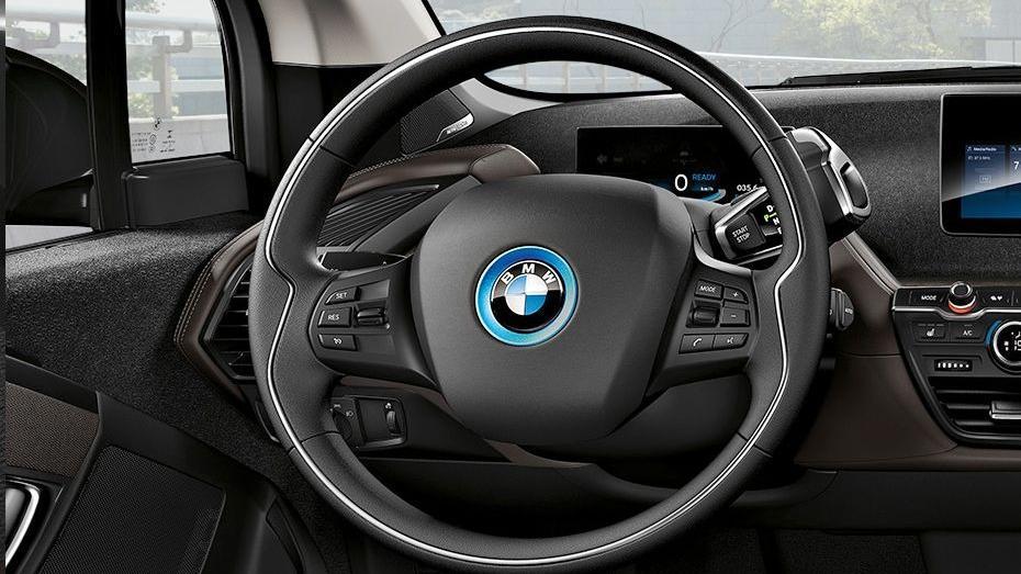 BMW I3s 2019 Interior 002