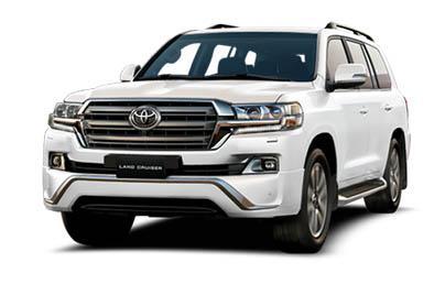 Toyota Land Cruiser VX Grade