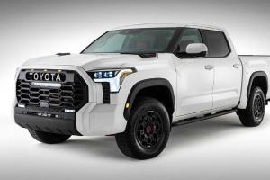 Toyota Tundra 2022 Pakai Mesin Land Cruiser 300 dan Dirancang Jadi Toyota Hilux Generasi Berikutnya