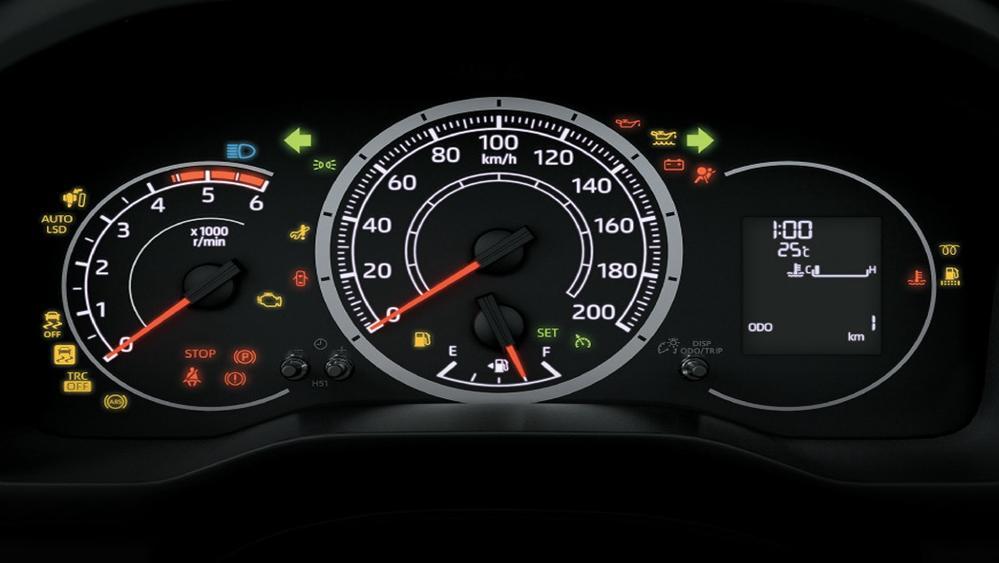 Toyota Hiace 2019 Interior 004