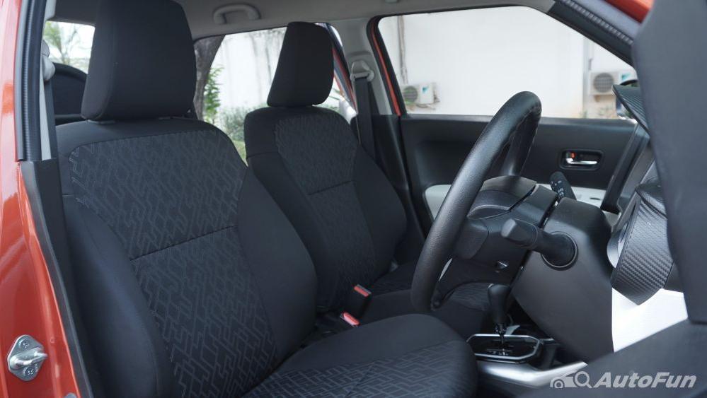 Suzuki Ignis GX AGS Interior 028