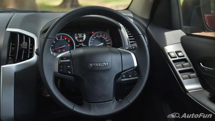 Isuzu D MAX 2019 Interior 005