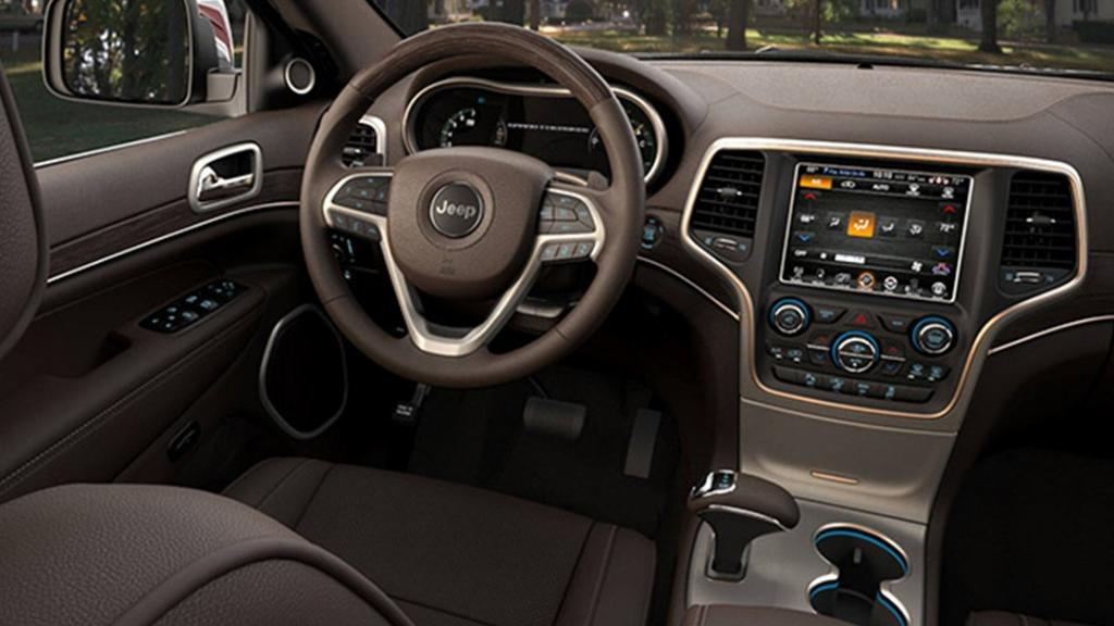 Jeep Grand Cherokee 2019 Interior 001