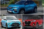 Renault Kiger vs Toyota Raize vs Daihatsu Rocky, Harga Lebih Mahal Hampir Rp40 Juta Fiturnya Kalah Telak