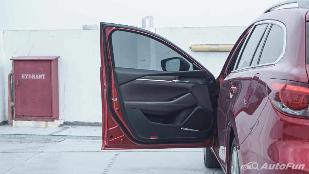 Mazda 6 Elite Estate Interior 069