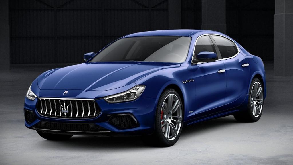 Maserati Ghibli 2019 Exterior 001