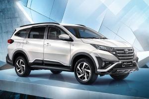Anehnya, Toyota Rush Jadi LSUV Paling Laris di September 2020