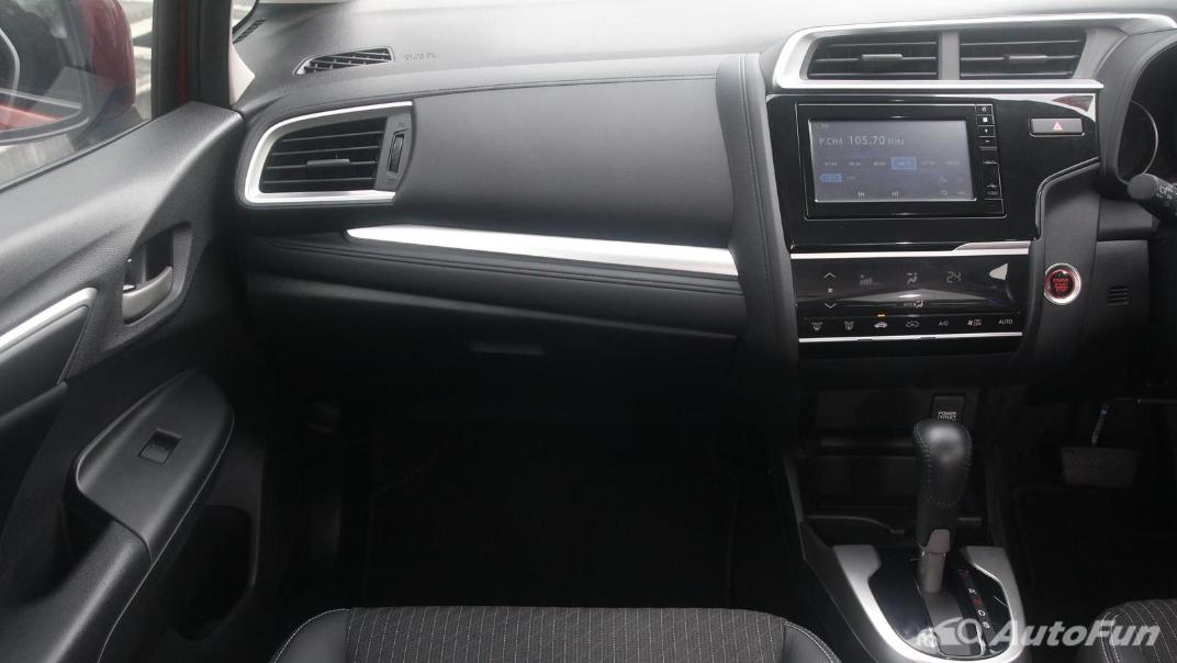 Honda Jazz 2019 Interior 036
