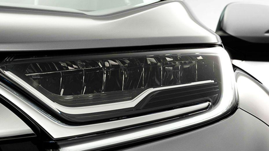 Honda CRV 2019 Exterior 004