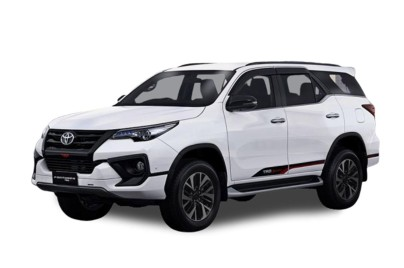 Toyota Fortuner 2.4 VRZ AT 4x4