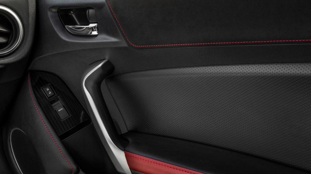 Toyota 86 2019 Interior 013