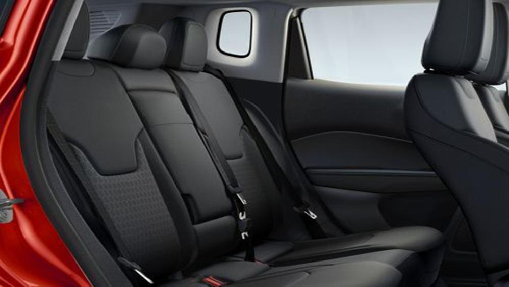 Jeep Compass 2019 Interior 009