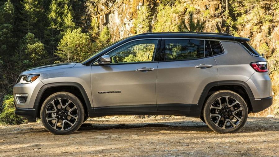 Jeep Compass 2019 Exterior 009